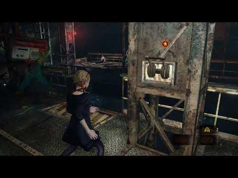 Прохождение Resident Evil Revelations 2 (2015) Шахты Барри и Наталья Часть 22