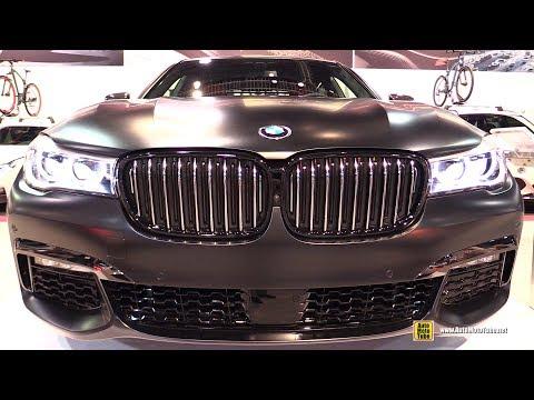 2017 BMW 740e xdrive iPerformance - Exterior and Interior Walkaround - SEMA 2016