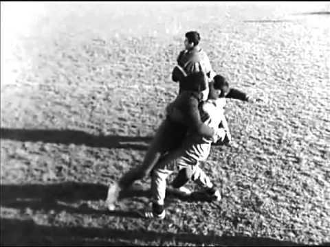 Борьба греко-римская. Утренние тренировки, специализированные разминки (СССР, 1988)
