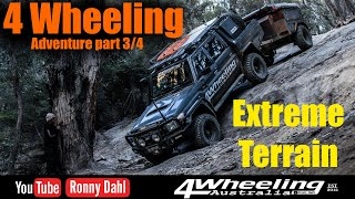 4 Wheeling Extreme Terrain, part 3/4
