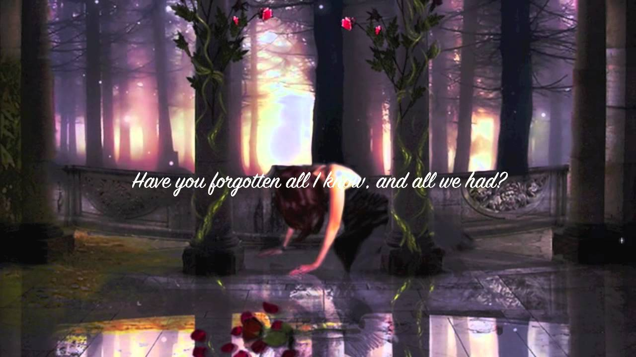 Evanescence~ Taking Over Me (lyrics)