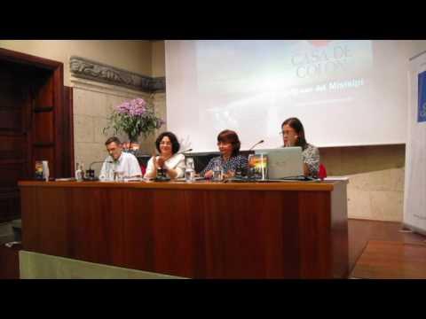 Presentación Al sur del Misisipi (Editorial Círculo Rojo) -Fátima Cabrera Rodríguez