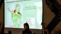 Uusi metsähallituslaki  -  Ylitarkastaja Taina Kojola, Lapin Ely-keskus