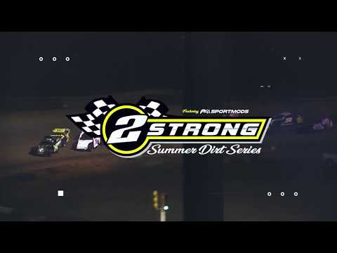 June 2nd at the Nodak Speedway - 2 Strong Series