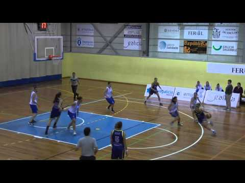 Uni Ferrol - ADBA 3q (22-03-2014)