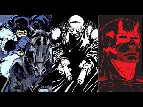 Top | Los Mejores Comic de Frank Miller!!