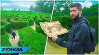 I Completed The Longest Maze In The World!