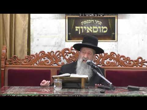 הרב מוצפי וירא תשעט-שיעור ברמה גבוהה על פרשת וירא 3 מומלץ rabbi mutzafi parashat vayera