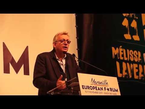 Pcf -  Forum Européen À Marseille -  Novembre 2017 20 1
