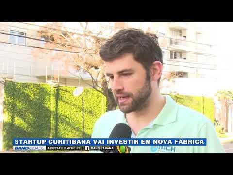 Startup curitibana vai investir em nova fábrica