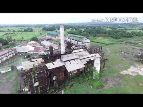 Trinidad and Tobago Sugarcane factory. classic