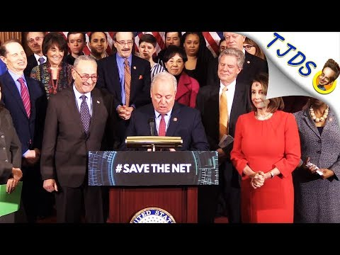 """""""Save The Internet Act"""" Introduced To Save Net Neutrality"""