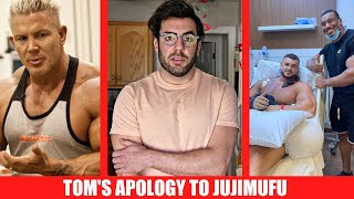 Tom's Apology to Juji + Andy Haman New Details on Passing + Ryan Crowley in Recovery after Pec Tear
