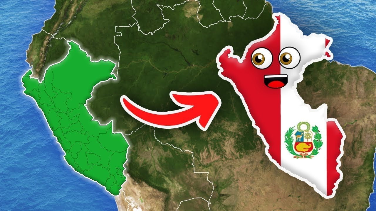 Kids Learning Tablet >> Peru the Country Georgraphy/Country of Peru - YouTube