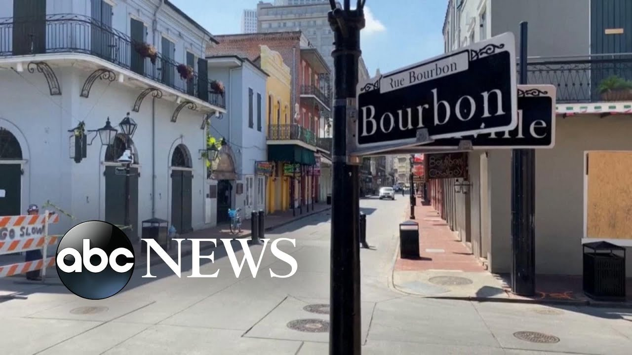 'Worse than Katrina': New Orleans faces dangerous spike in COVID-19 deaths