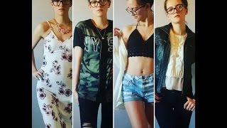 Spring Outfits Lookbook -2016 ( Urban Outfitters, Forever 21, Brandy Melville )