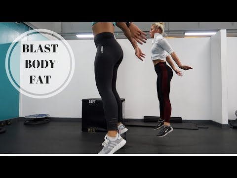 Blast Fat HIIT Workout | The Benefits | Cutting Series, Ep 3