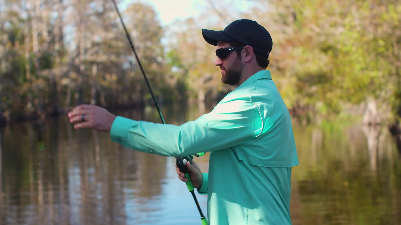 The Three Best Fishing Lines for Bass Fishing - YouTube