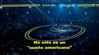 U2 - Pride (In The Name Of Love) - Chicago (Sub. español) [HQ]