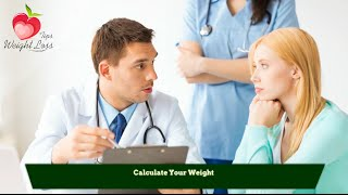 Calculate Weight Loss