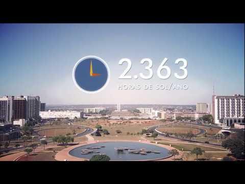 BRASILIA E O CRESCIMENTO DE ENERGIA SOLAR