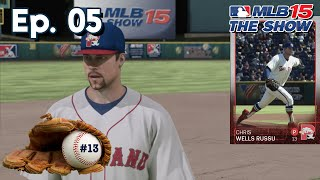 MLB 15 The Show (PS4) Road To The Show SP Ep. 5 | Acceptance