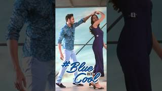 #BlueIsTheNewCool in Casual we…