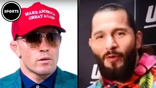 Fighter EXPOSES Colby Covington's MAGA Act