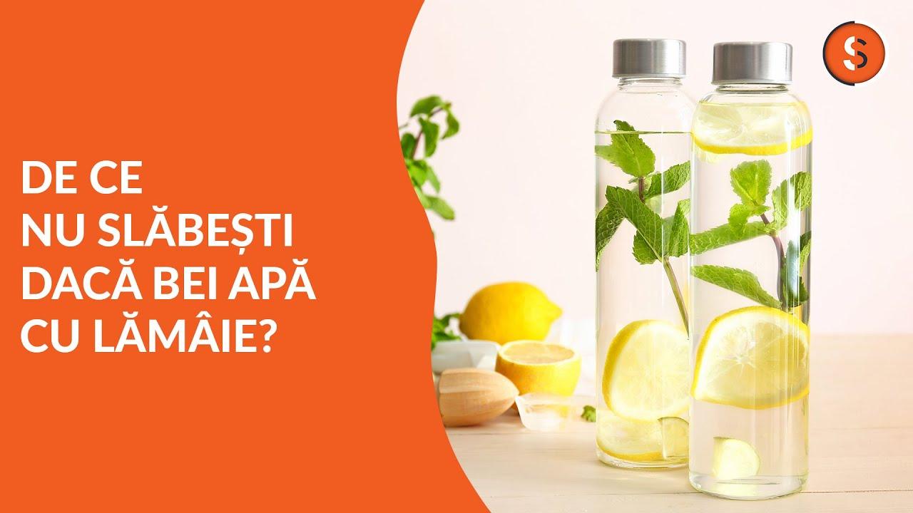 Beneficiile Consumului De Apa Calda Cu Lamaie-Slabeste?