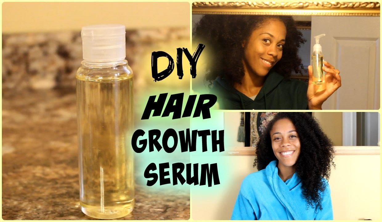 Hair Growth Serum For Natural Hair