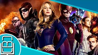 ALL 5 DC CW Shows Get Renewed For New Seasons & More - Pass The Remote