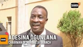 Video Chairman NBA Ikeja Reacts To News About A Law School Graduate Not Called To Bar For Wearing Hijab download MP3, 3GP, MP4, WEBM, AVI, FLV Mei 2018