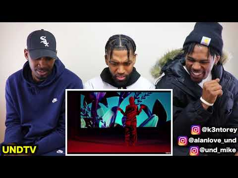 KALI UCHIS FT. JORJA SMITH - TYRANT [REACTION]