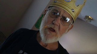 Angry Grandpa Is On Helium - The Burger King Grilled Hot Dogs!