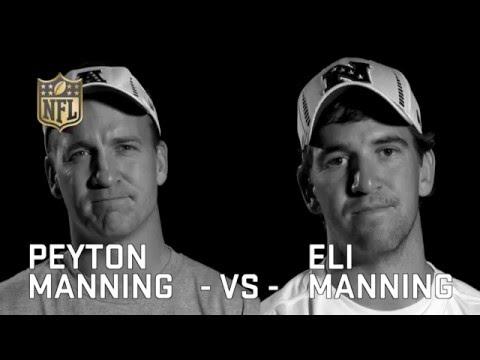 Peyton Manning vs. Eli Manning: Trivia Battle!