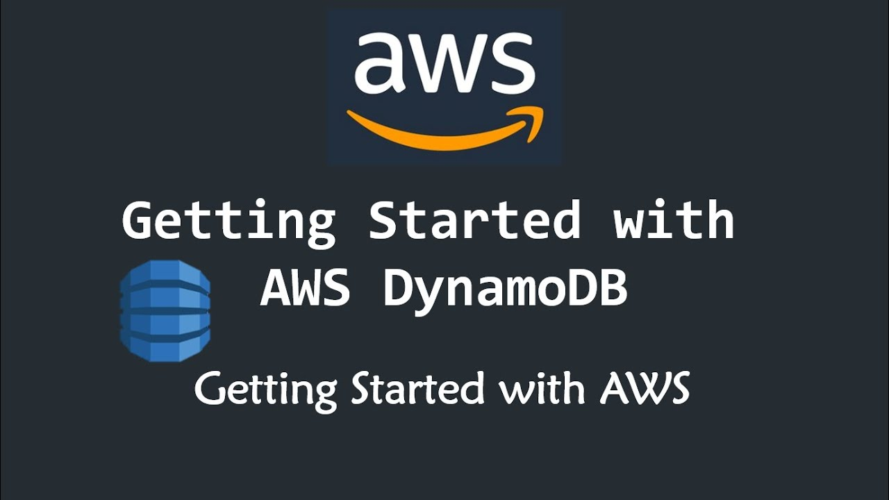Getting Started with AWS DynamoDB | What is No SQL Database | AWS DynamoDB for Data Scientists