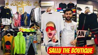 Sallu The boutique || Trending…