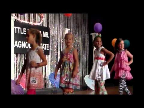 2012 Little Miss and Mr Magnolia State Mississippi Beauty Pageant Mele Kalikimaka production.mpg