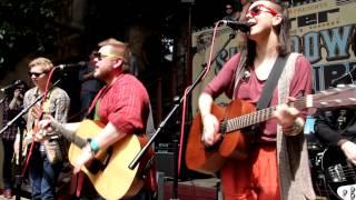 Of Monsters and Men - Little Talks // Cedar St. // SXSW 2012 // Austin, TX