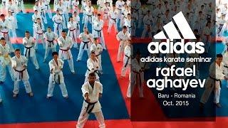 adidas Karate Seminar with Rafael Aghayev
