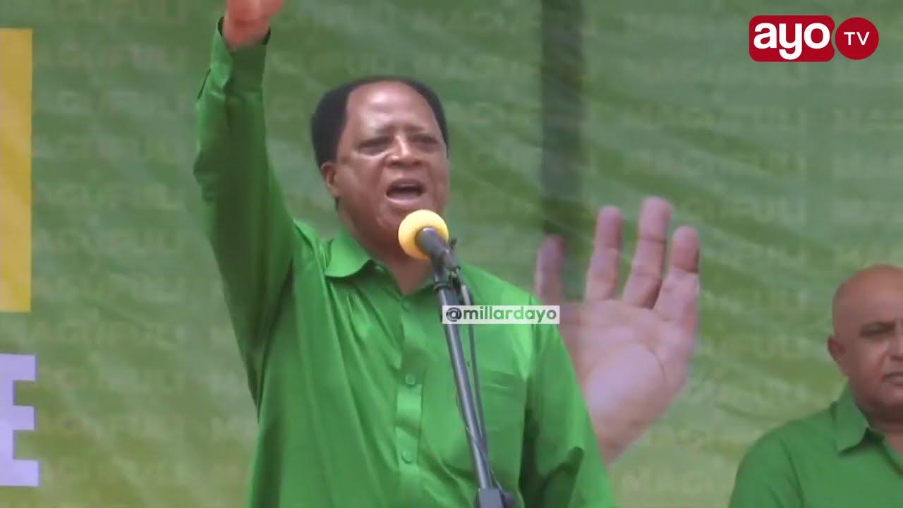 Download MANENO YA CHENGE LEO MBELE YA RAIS MAGUFULI BAADA YA KUITWA AZUNGUMZE
