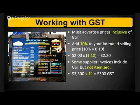 Starting your Business - Session 24 - Registering ABN & GST