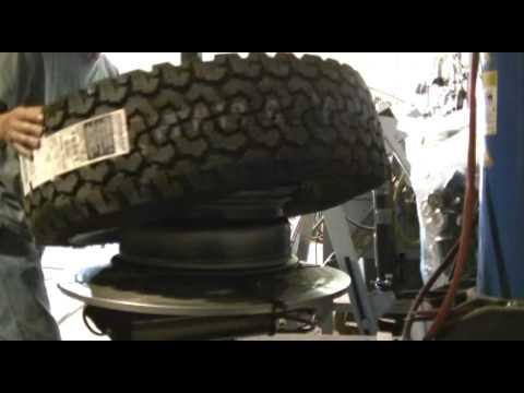 "All Terrain Tires >> 285 BFG Tires for my 02 Silverado Duramax 3500 ""Darth Dually"" - YouTube"