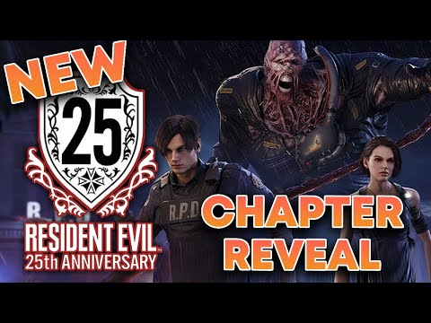 The NEW Resident Evil Chapter Reveal in Dead by Daylight (ZOMBIES, TWO SURVIVORS, NEW KILLER)
