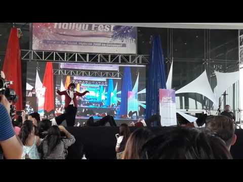 Hallyu Fest Ecuador 2017 - Quil Force Ft. Lex (D.B.C.) y Oz (T.L.S.)