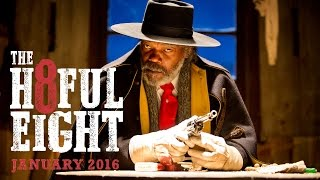 The Hateful Eight - trailer 2 -  på kino 8. januar 2016