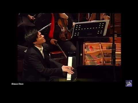 Beethoven Piano Concerto no. 3 in c minor op. 37 - Shaun Choo
