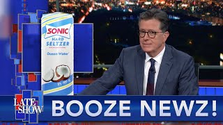 Booze Newz! Sonic, Grey Poupon, Hallmark Channel Roll Out New Alcohol Brands