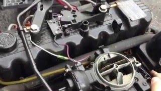 Стационарный двигатель Mercruiser