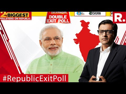 Who Will Win 2019? | Double EXIT Poll With Arnab Goswami